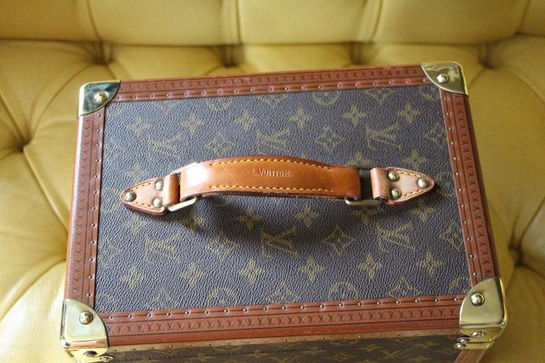 Louis Vuitton Train Case, Louis Vuitton Beauty Case For Sale 3