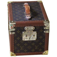 Louis Vuitton Train Case, Louis Vuitton Beauty Case