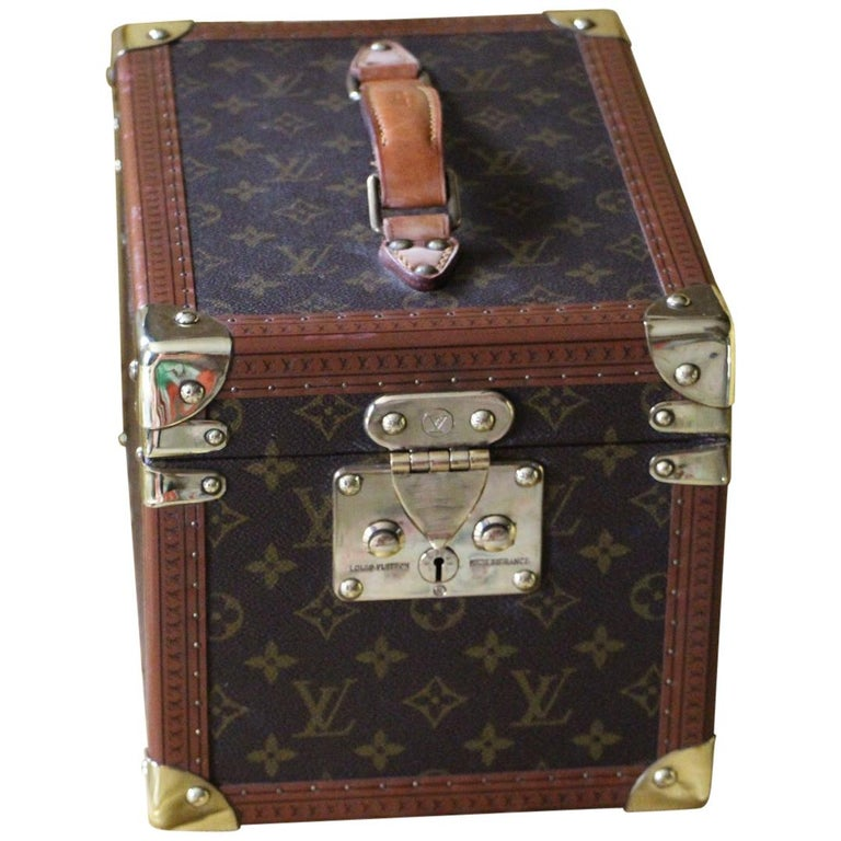 Louis Vuitton Train Case, Louis Vuitton Beauty Case For Sale