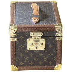 Louis Vuitton Train Case, Louis Vuitton Beauty Case