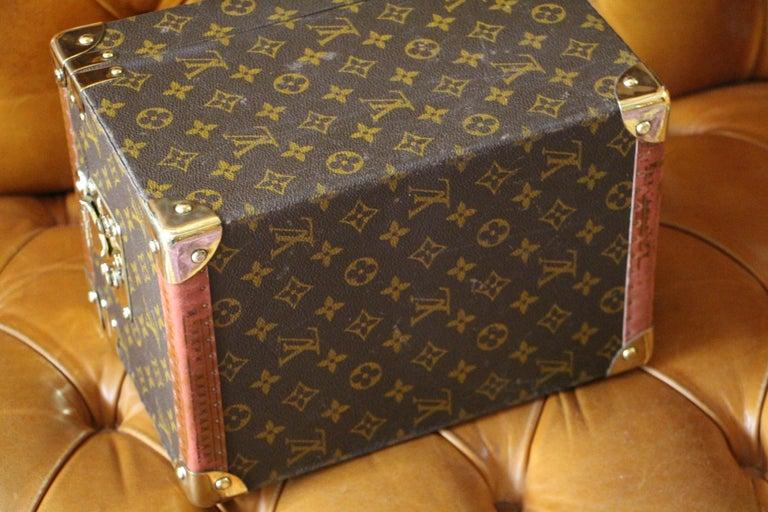 Louis Vuitton Train Case, Louis Vuitton Beauty Case, Louis Vuitton Jewelry Case For Sale 7