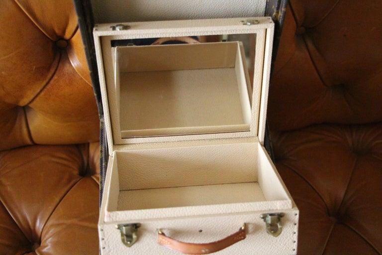 Louis Vuitton Train Case, Louis Vuitton Beauty Case, Louis Vuitton Jewelry Case For Sale 11