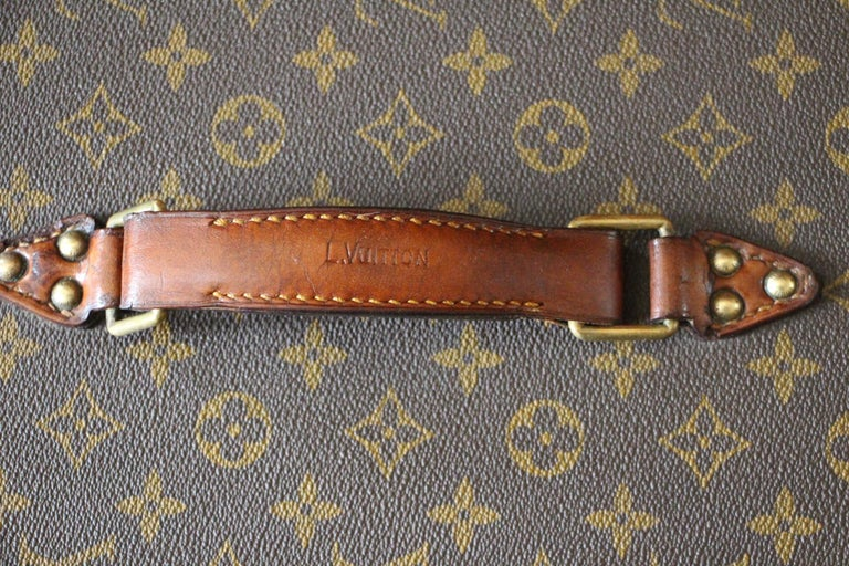 Louis Vuitton Train Case, Louis Vuitton Beauty Case, Louis Vuitton Jewelry Case For Sale 1