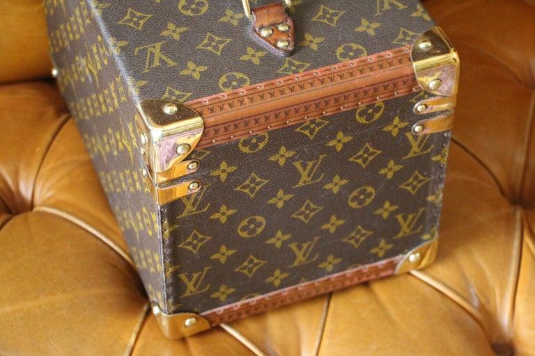 Louis Vuitton Train Case, Louis Vuitton Beauty Case, Louis Vuitton Jewelry Case For Sale 5