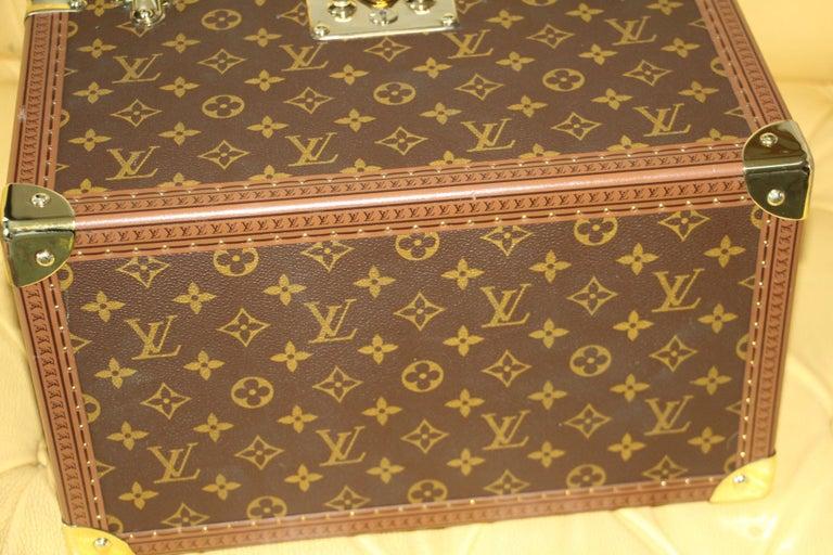 Louis Vuitton Train Case, Louis Vuitton Boite Pharmacie, Louis Vuitton Case For Sale 7