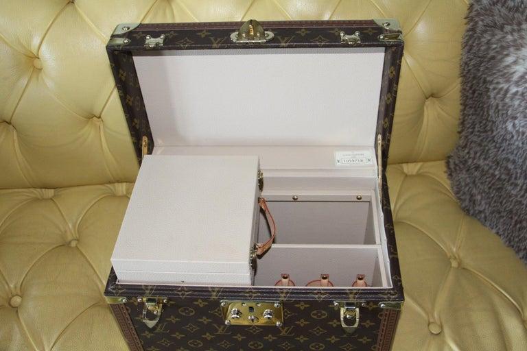 Louis Vuitton Train Case, Louis Vuitton Boite Pharmacie, Louis Vuitton Case For Sale 8