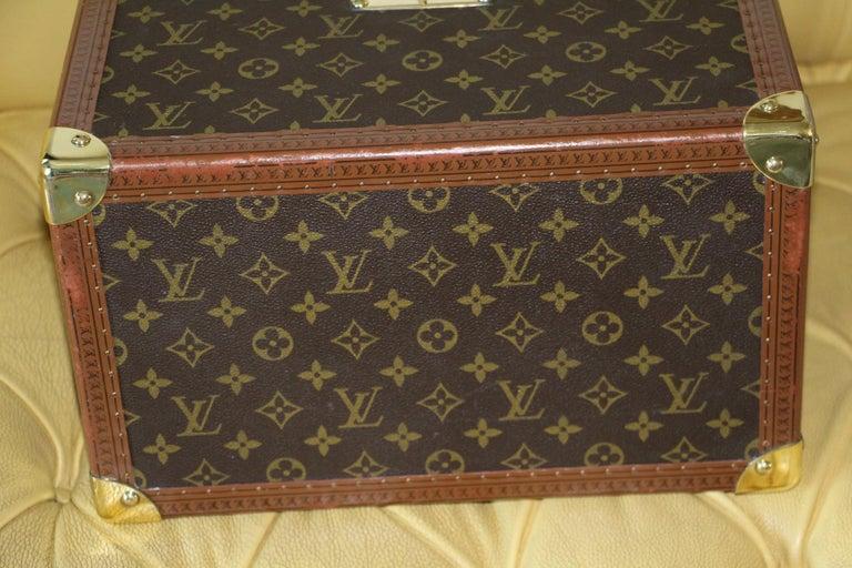 Louis Vuitton Train Case, Louis Vuitton Boite Pharmacie, Louis Vuitton Case For Sale 9