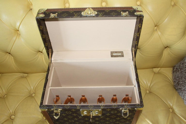 Louis Vuitton Train Case, Louis Vuitton Boite Pharmacie, Louis Vuitton Case For Sale 10