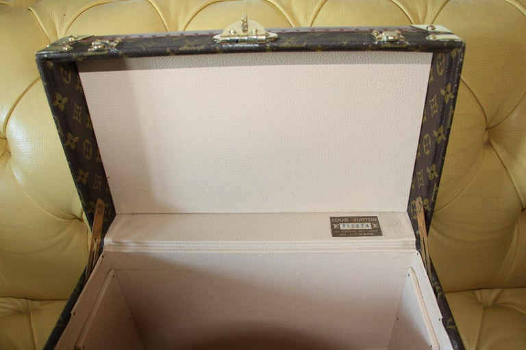 Louis Vuitton Train Case, Louis Vuitton Boite Pharmacie, Louis Vuitton Case For Sale 12