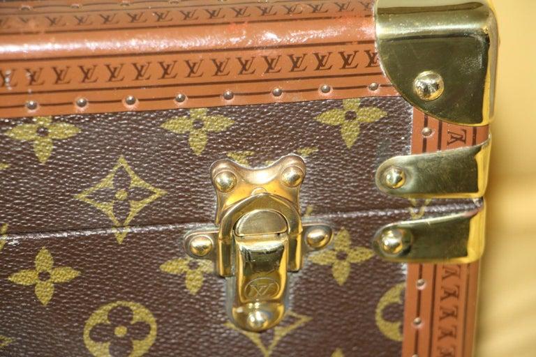 Women's or Men's Louis Vuitton Train Case, Louis Vuitton Boite Pharmacie, Louis Vuitton Case For Sale