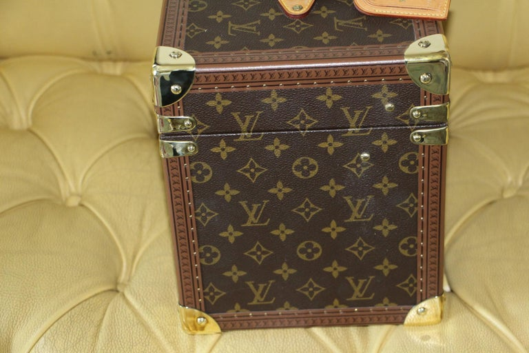 Louis Vuitton Train Case, Louis Vuitton Boite Pharmacie, Louis Vuitton Case For Sale 4