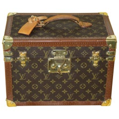 Louis Vuitton Train Case, Louis Vuitton Boite Pharmacie, Louis Vuitton Case