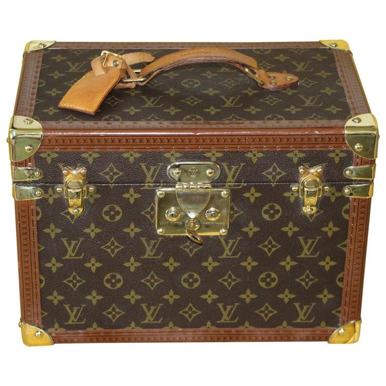 Louis Vuitton Train Case, Louis Vuitton Boite Pharmacie, Louis Vuitton Case For Sale