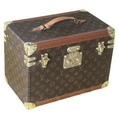 Louis Vuitton Train Case, Louis Vuitton Boite Pharmacie, Louis Vuitton Case