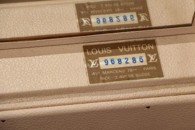 Louis Vuitton Train Case, Louis Vuitton Jewelry Case, Louis Vuitton Beauty Case For Sale 7