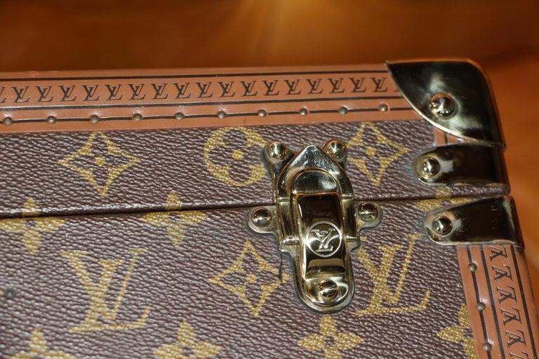 Louis Vuitton Train Case, Louis Vuitton Jewelry Case, Louis Vuitton Beauty Case For Sale 2