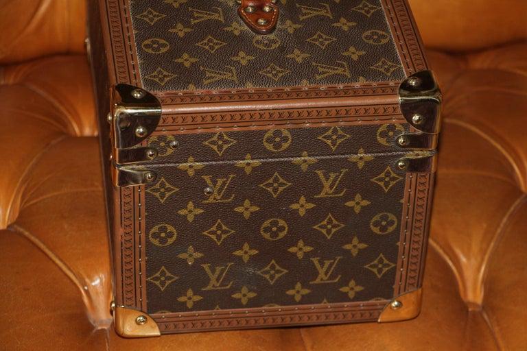 Louis Vuitton Train Case, Louis Vuitton Jewelry Case, Louis Vuitton Beauty Case For Sale 4