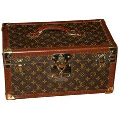 Louis Vuitton Train Case, Louis Vuitton Jewelry Case, Louis Vuitton Beauty Case