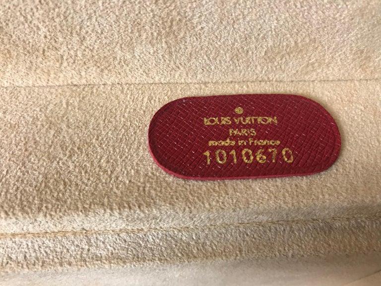 Louis Vuitton Train Case, Vuitton Boite Pharmacie, Cosmetic Case 1010670, Paris For Sale 1