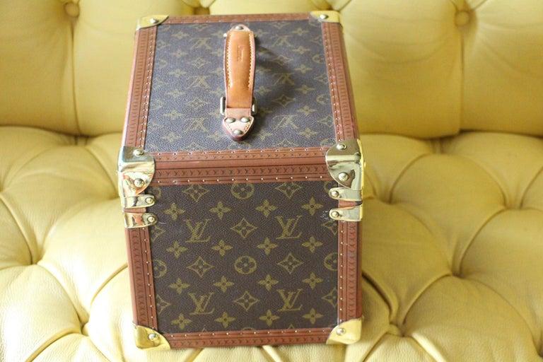 20th Century Louis Vuitton Train Case, Louis Vuitton Beauty Case