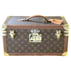Louis Vuitton Train Case, Louis Vuitton Jewelry Case, Louis Vuitton Beauty Case