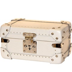 Louis Vuitton Treasure Chest Epi Ivoire 'White Leather', 2012