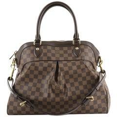 Louis Vuitton Trevi Handbag Damier GM