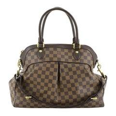 Louis Vuitton Trevi Handbag Damier GM,