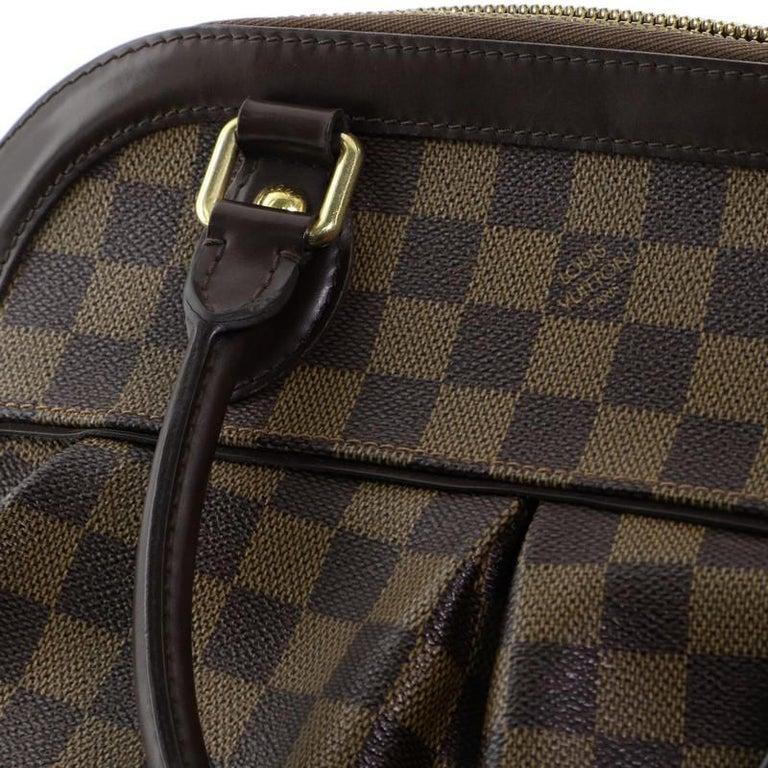 Louis Vuitton Trevi Handbag Damier PM For Sale 3
