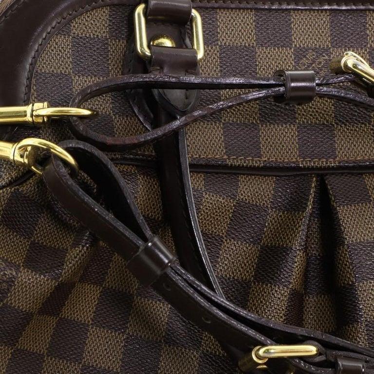 Louis Vuitton Trevi Handbag Damier PM For Sale 4