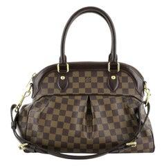 Louis Vuitton Trevi Handbag Damier PM