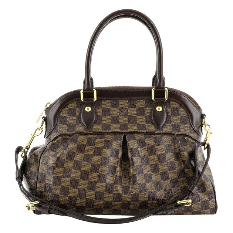 Louis Vuitton Trevi Handbag Damier PM For Sale