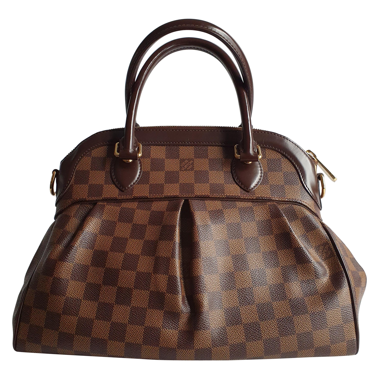 Louis Vuitton, Trevi in brown canvas
