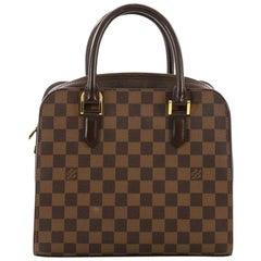 Louis Vuitton Triana Bag Damier