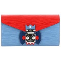 Louis Vuitton Tribal Mask Sarah Wallet Epi Leather