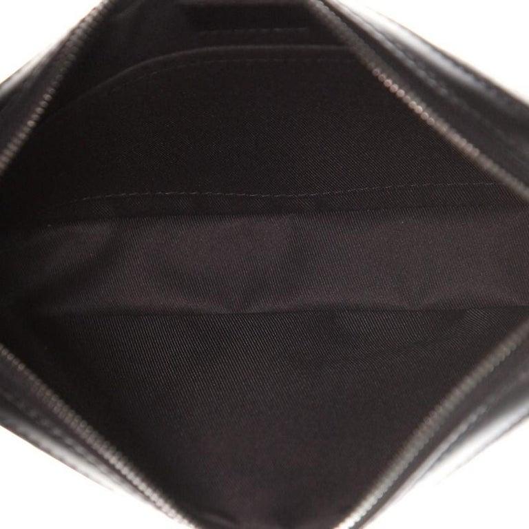 Louis Vuitton Trio Messenger Bag Monogram Eclipse and Reverse Monogram Eclipse For Sale 1