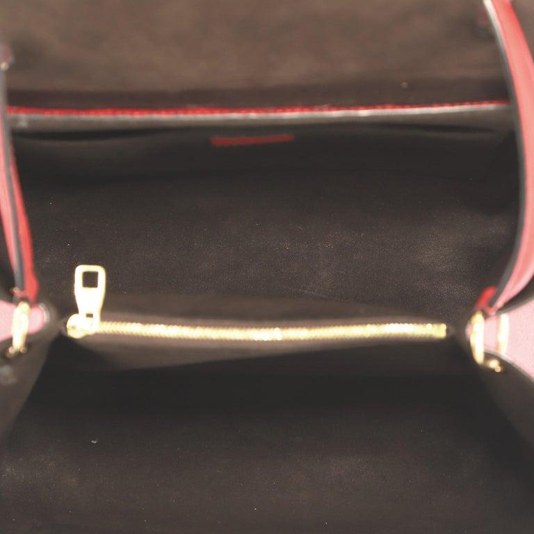 Louis Vuitton Trocadero Handbag Monogram Empreinte Leather, For Sale 3