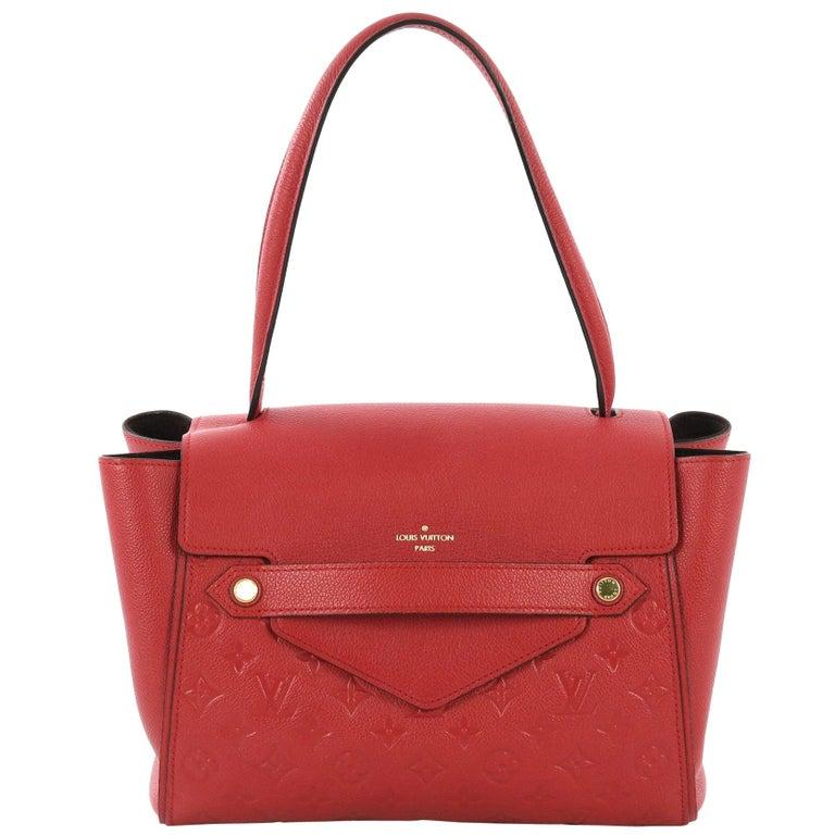 Louis Vuitton Trocadero Handbag Monogram Empreinte Leather, For Sale