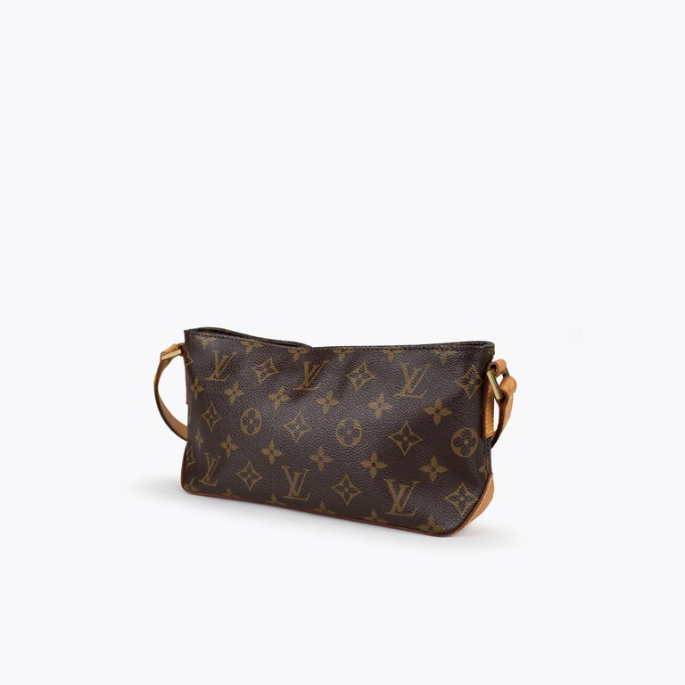 Louis Vuitton Trotteur Crossbody Bag In Good Condition For Sale In Sundbyberg, SE