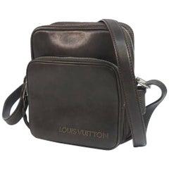 LOUIS VUITTON Trotteur MM Mens shoulder bag M95320 brown