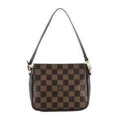 Louis Vuitton Trousse Make Up Bag Damier
