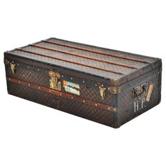 Louis Vuitton Trunk in Damier Canvas, 1910s
