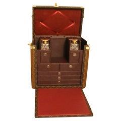 Louis Vuitton Trunk, Louis Vuitton Desk Trunk, Malle Louis Vuitton Ecritoire