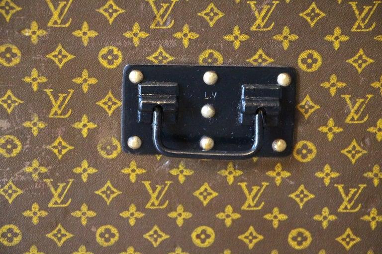Louis Vuitton Trunk, Louis Vuitton Hat Trunk, Louis Vuitton Steamer Trunk For Sale 4