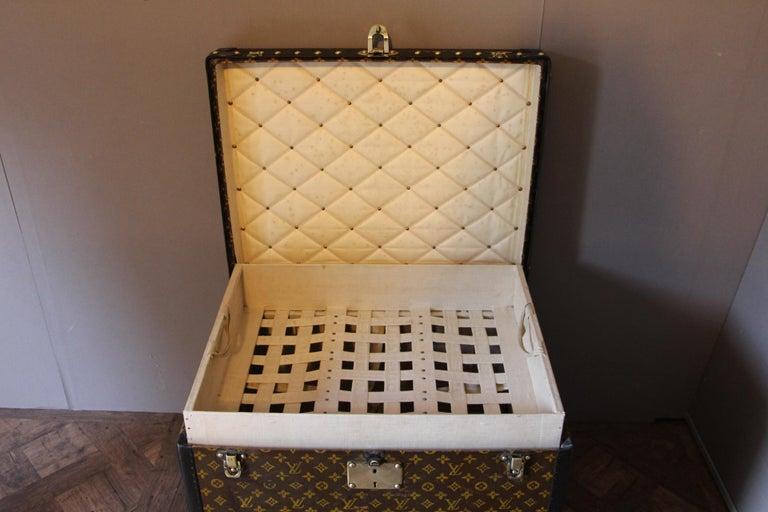 Louis Vuitton Trunk, Louis Vuitton Hat Trunk, Louis Vuitton Steamer Trunk For Sale 5