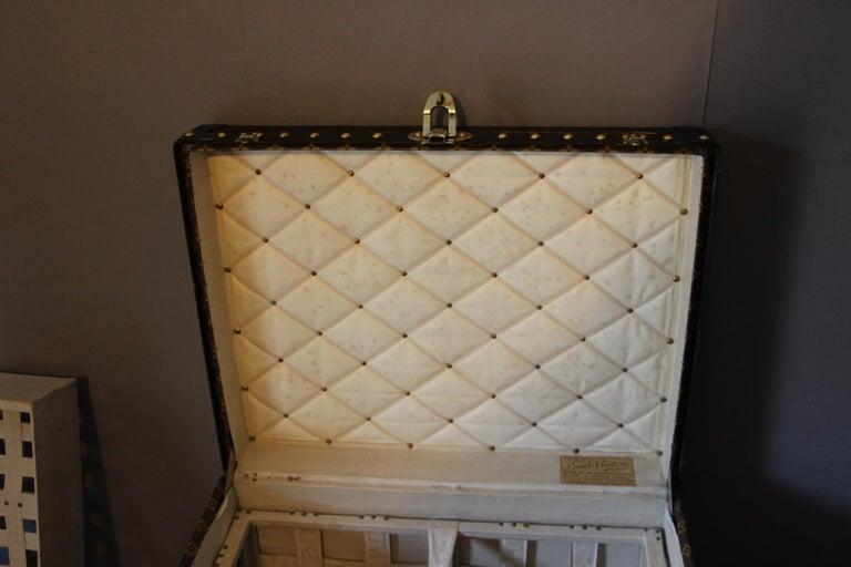 Louis Vuitton Trunk, Louis Vuitton Hat Trunk, Louis Vuitton Steamer Trunk For Sale 6