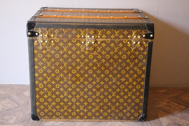 Louis Vuitton Trunk, Louis Vuitton Hat Trunk, Louis Vuitton Steamer Trunk For Sale 2