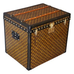 Louis Vuitton Trunk, Louis Vuitton Hat Trunk, Louis Vuitton Steamer Trunk