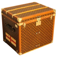 Louis Vuitton Trunk, Louis Vuitton Steamer Trunk, Louis Vuitton Hat Trunk