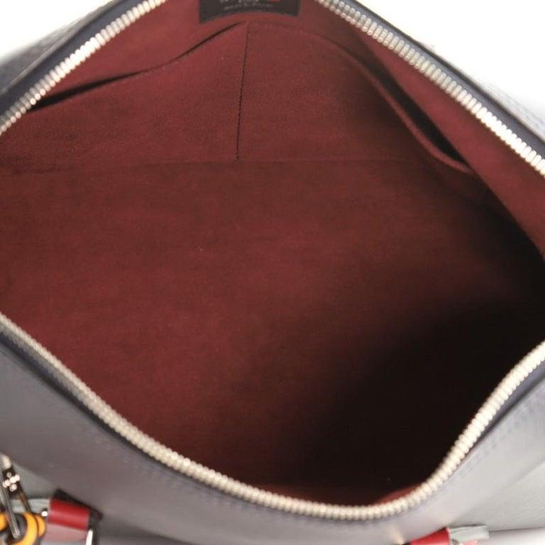 Louis Vuitton Tuileries Handbag Epi Leather For Sale 1
